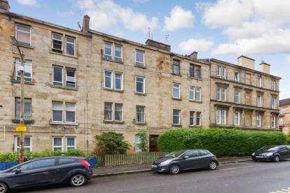 1 Bedroom Flat for sale in Roslea Drive, Glasgow, Lanarkshire