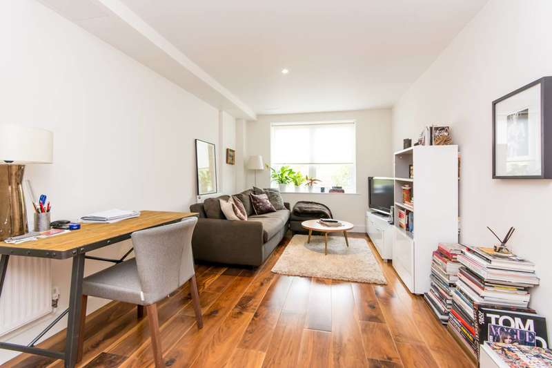 1 Bedroom Flat for sale in Malvern Road, Maida Hill, NW6