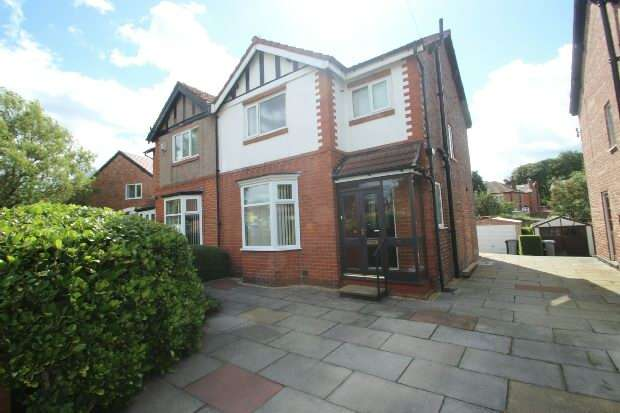 3 Bedrooms Semi Detached House for sale in Southern Road, Sale