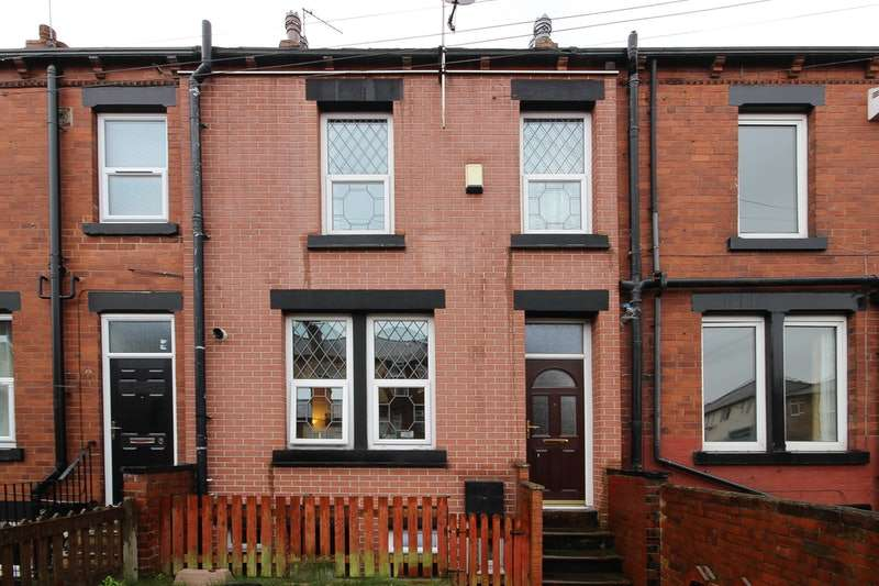 2 Bedrooms Terraced House for sale in Colwyn Mount, Leeds, West Yorkshire, LS11