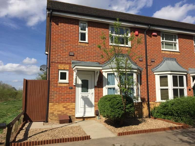 2 Bedrooms End Of Terrace House for sale in Hunters Way, Slough, Berkshire, SL1