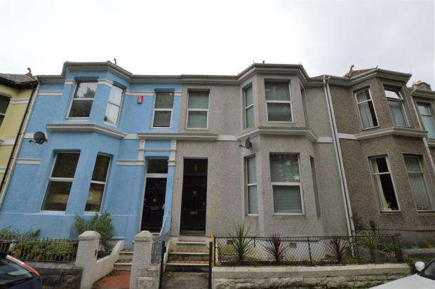 3 Bedrooms Terraced House for sale in Egerton Crescent, Plymouth, Devon