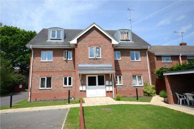 1 Bedroom Apartment Flat for sale in Park House, 123 Chapel Lane, Farnborough