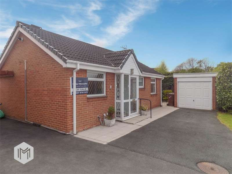 2 Bedrooms Detached Bungalow for sale in New Pastures, Lostock Hall, Preston, PR5