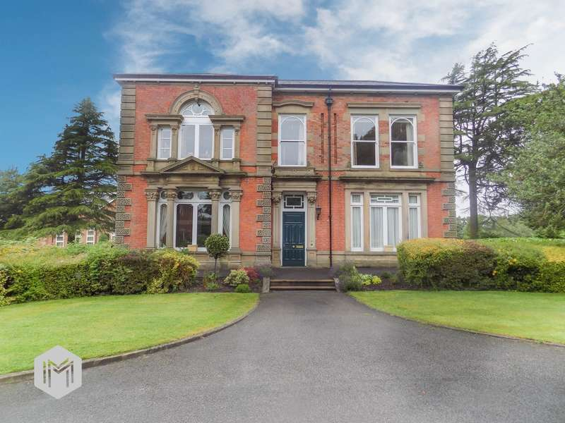 2 Bedrooms Apartment Flat for sale in Runshaw Hall Lane, Euxton, Chorley, PR7