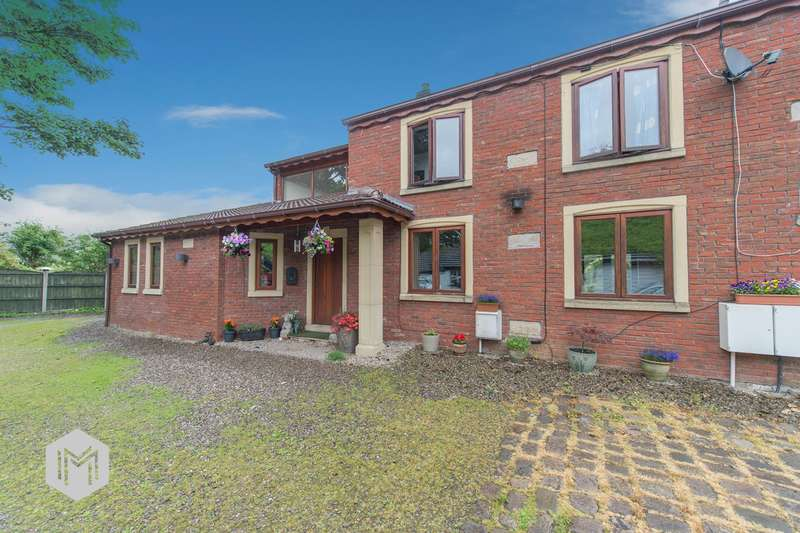 4 Bedrooms Cottage House for sale in Grove Cottages, Westhoughton, Bolton, BL5