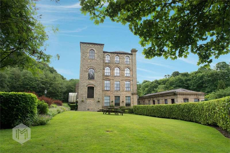 1 Bedroom Apartment Flat for sale in Waterside Road, Summerseat, Bury, BL9