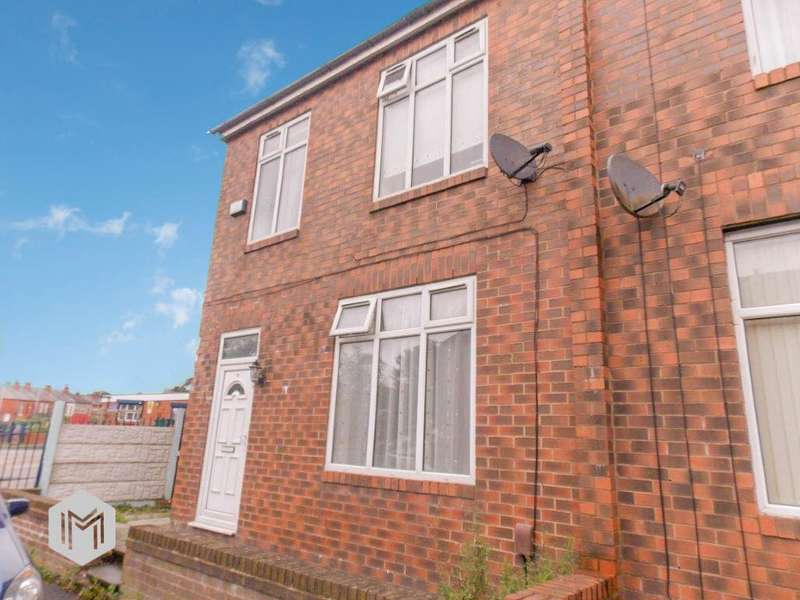 3 Bedrooms End Of Terrace House for sale in Dale Street West, Horwich, Bolton, BL6