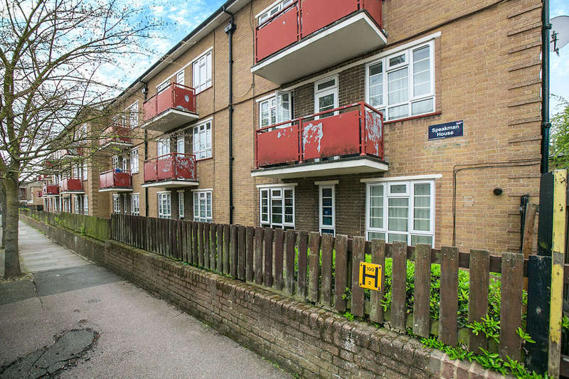 2 Bedrooms Flat for sale in Speakman House Arica Road, Brockley, London, SE4