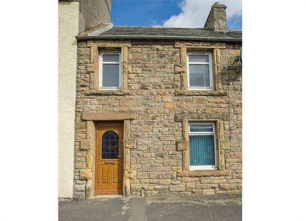 3 Bedrooms Terraced House for sale in High Street, Invergordon, Highland