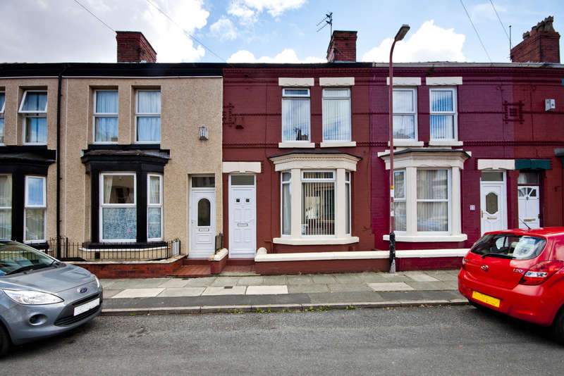 3 Bedrooms Terraced House for sale in Scott Street, Liverpool, L20