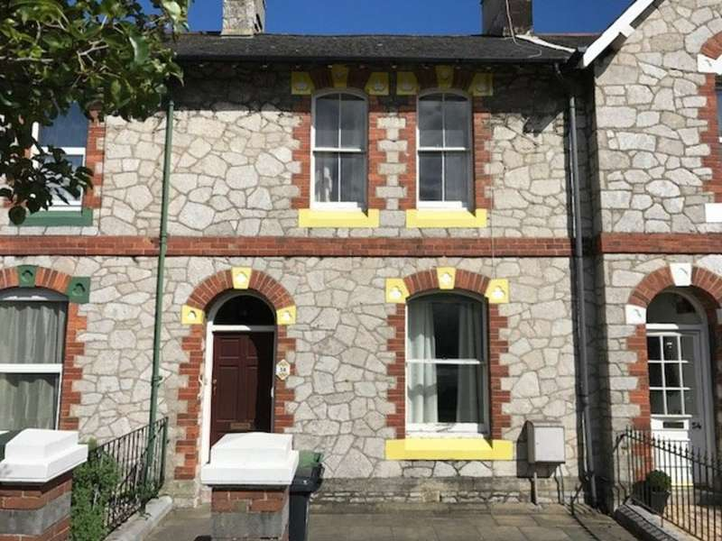 3 Bedrooms Terraced House for sale in The Avenue, Newton Abbot