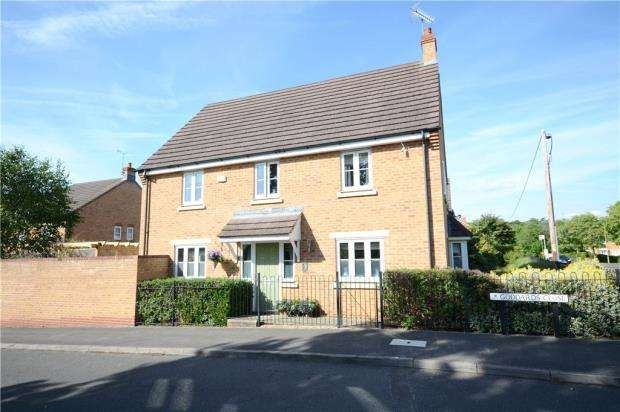 4 Bedrooms Detached House for sale in Goddards Close, Farnborough, Hampshire