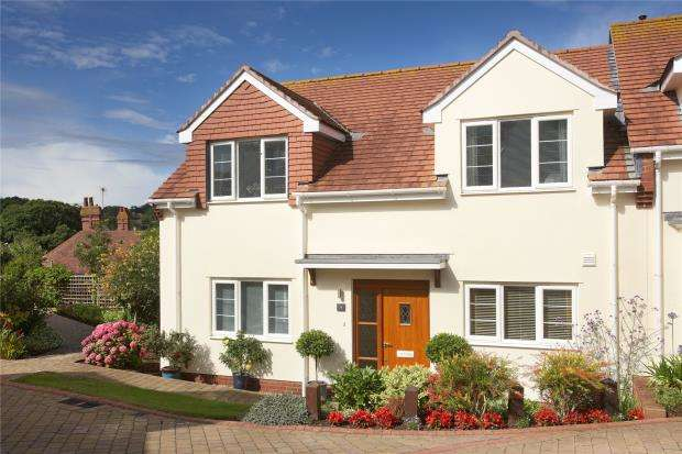 3 Bedrooms Semi Detached House for sale in Westfield Gardens, Westfield Road, Budleigh Salterton, Devon
