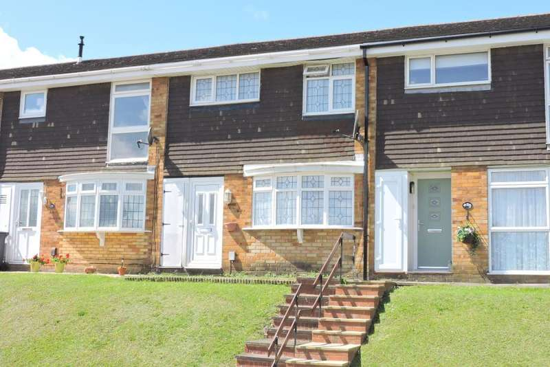 3 Bedrooms Terraced House for sale in Buchanan Drive, Luton, Bedfordshire, LU2 0RX