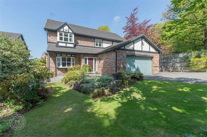 5 Bedrooms Detached House for sale in Old Hall Clough, Lostock, Bolton, BL6