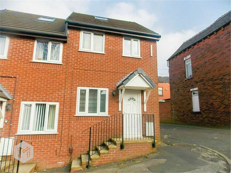 3 Bedrooms Semi Detached House for sale in Cambria Street, Daubhill, Bolton, BL3