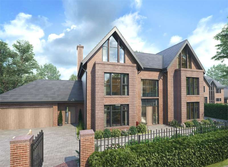 5 Bedrooms Detached House for sale in 1 Burnthwaite Hall, Old Hall Lane, Lostock, Bolton, BL6