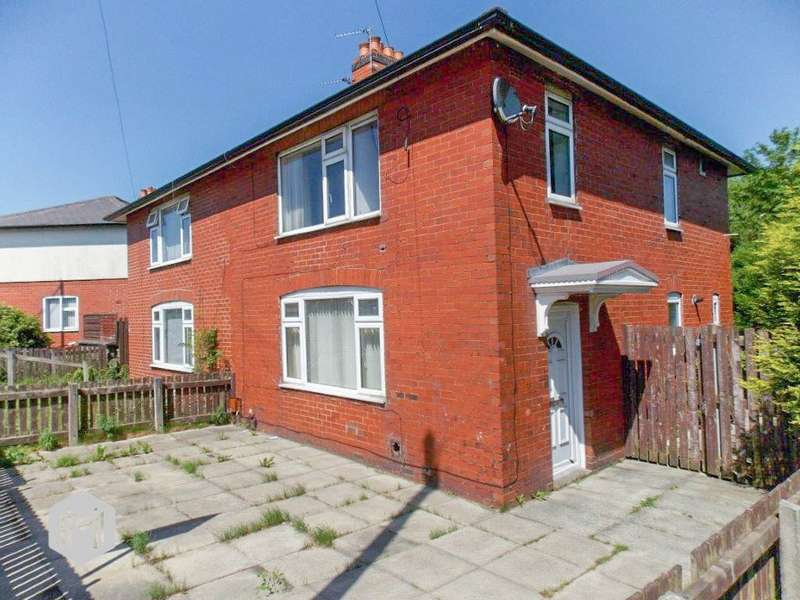 3 Bedrooms End Of Terrace House for sale in Crompton Way, Bolton, BL2