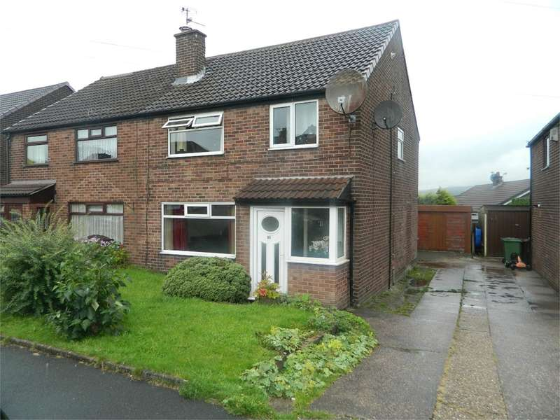 3 Bedrooms Semi Detached House for sale in Winslow Road, Bolton, BL3