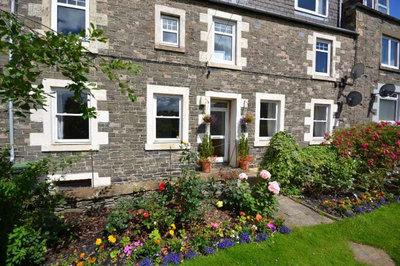3 Bedrooms Flat for sale in 17/1, Brougham Place Hawick, TD9 9JU