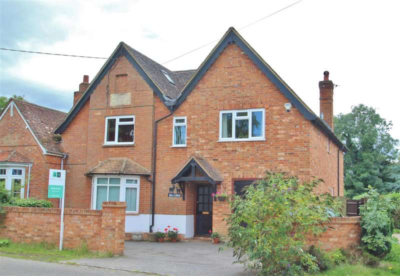 4 Bedrooms Semi Detached House for sale in 'Sika Lodge', 3a Queen Catherine Road, Steeple Claydon