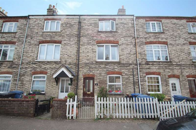3 Bedrooms Town House for sale in New Street, Sudbury
