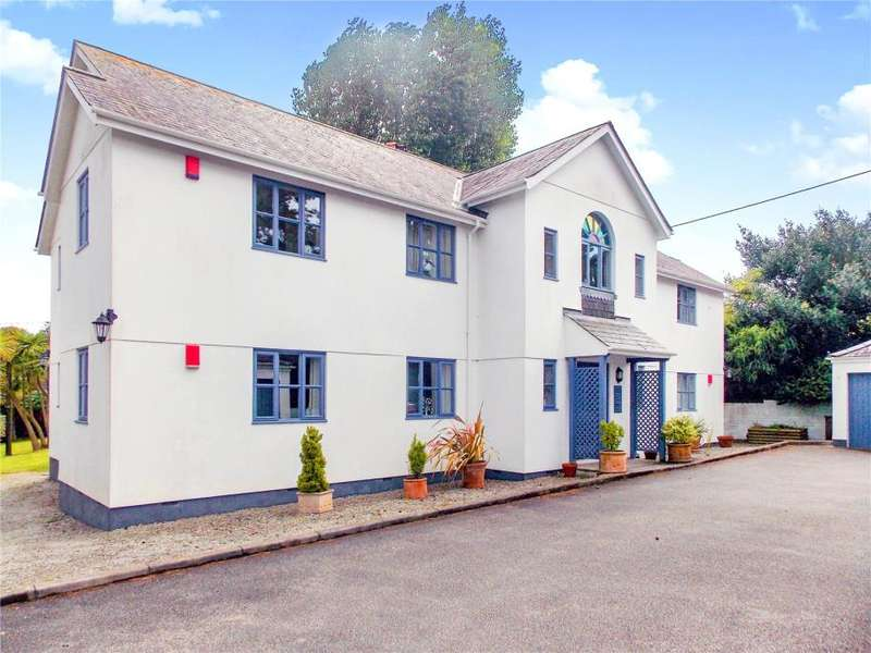 2 Bedrooms Flat for sale in Swanpool Gardens, Swanpool, Falmouth