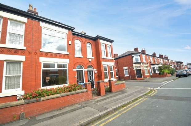 2 Bedrooms Terraced House for sale in Wellington Grove, Shaw Heath, Stockport, Cheshire
