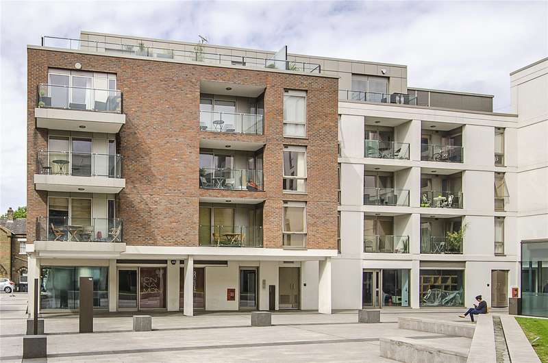 1 Bedroom Flat for sale in Wingate Square, London, SW4