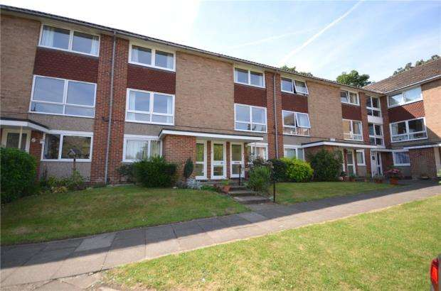 2 Bedrooms Maisonette Flat for sale in Fernley Court, Maidenhead, Berkshire