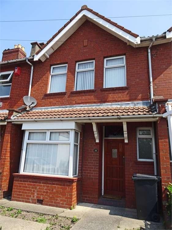 3 Bedrooms Terraced House for sale in Davis Street, Bristol