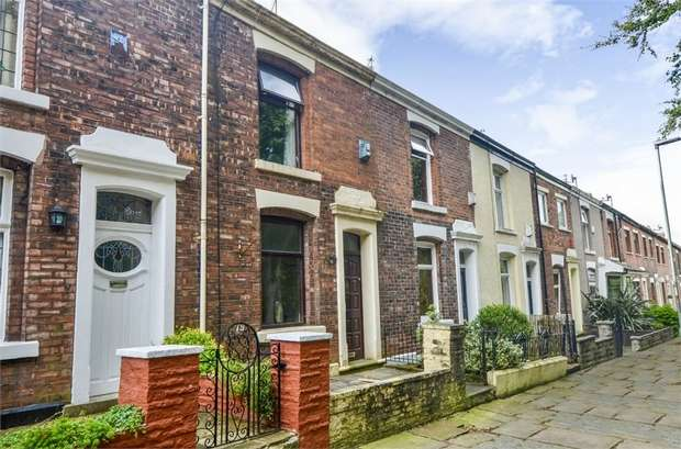 2 Bedrooms Terraced House for sale in Selborne Street, Blackburn, Lancashire