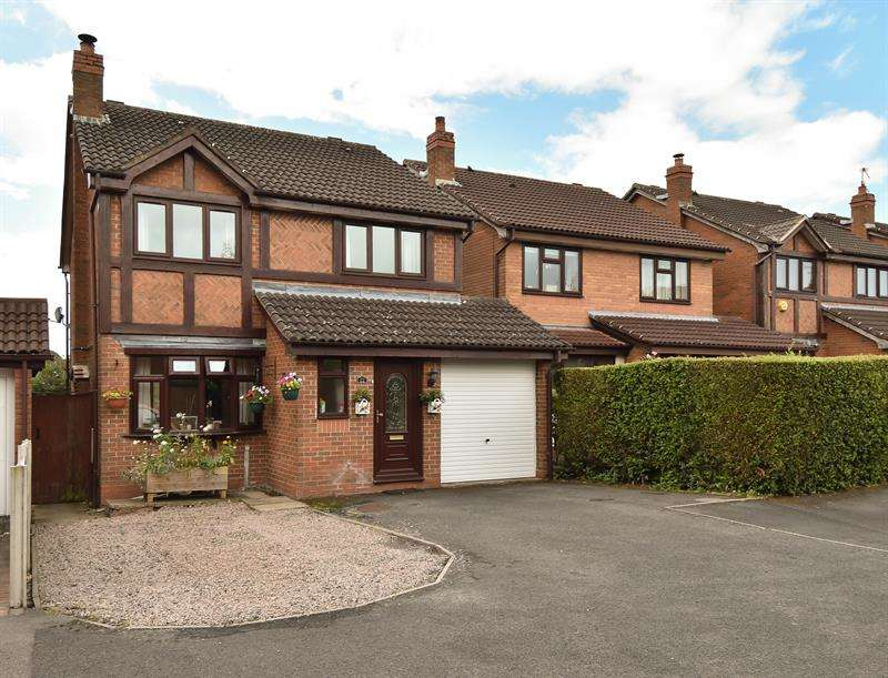 4 Bedrooms Detached House for sale in Riverside Close, Lickey End, Bromsgrove