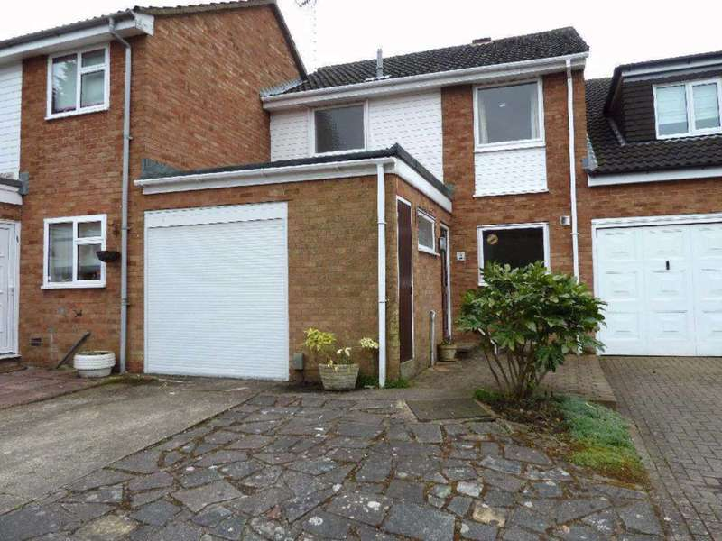 3 Bedrooms Terraced House for sale in The Studios, Bushey Village