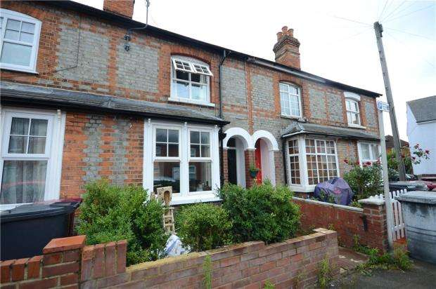 3 Bedrooms Terraced House for sale in Swansea Road, Reading, Berkshire