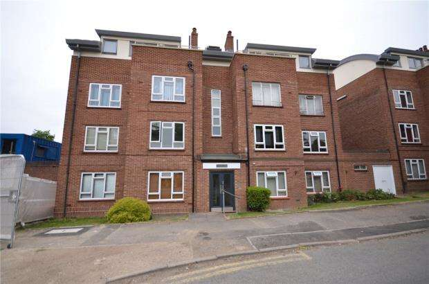 2 Bedrooms Apartment Flat for sale in Hampshire Lodge, Courtlands, Maidenhead