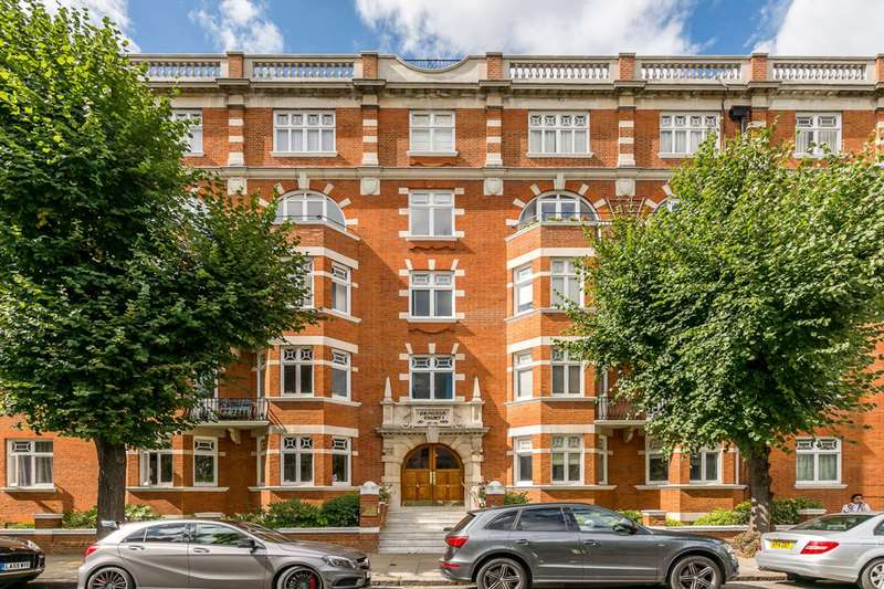 3 Bedrooms Flat for sale in Abingdon Villas, Kensington, W8
