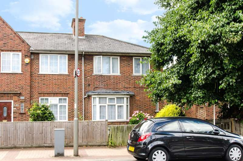 3 Bedrooms Semi Detached House for sale in Southcroft Road, Tooting, SW16