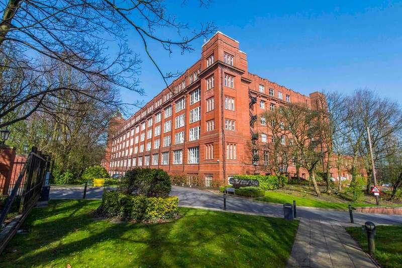 2 Bedrooms Penthouse Flat for sale in Blackburn Road, Bolton, BL1