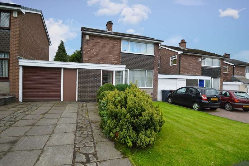 3 Bedrooms Link Detached House for sale in Parr Lane, Unsworth, Bury, BL9