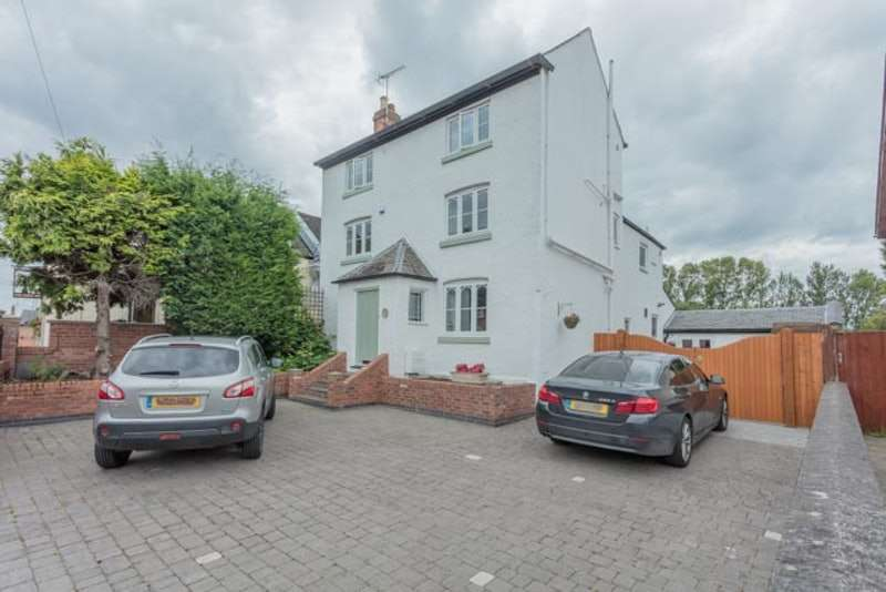 5 Bedrooms Detached House for sale in Main Street, Leicester, Leicestershire, LE3