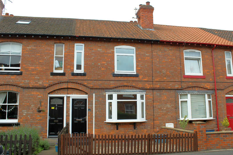 3 Bedrooms Terraced House for sale in Elm Street, Selby