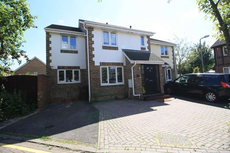 5 Bedrooms End Of Terrace House for sale in Francisco Close, Chafford Hundred