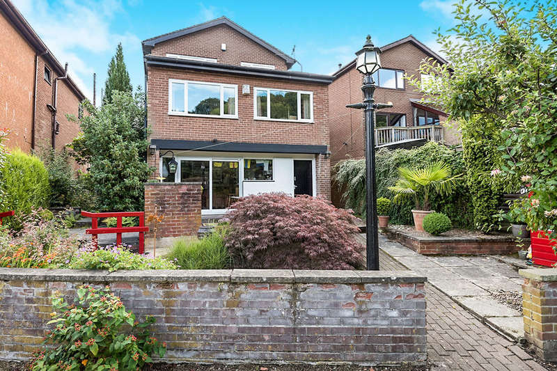4 Bedrooms Detached House for sale in Church Street, Oughtibridge, Sheffield, S35