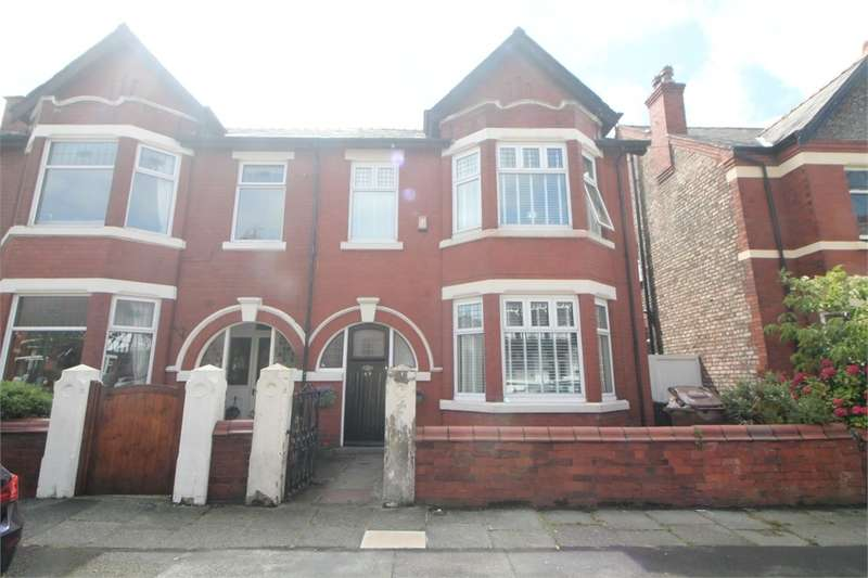 6 Bedrooms Semi Detached House for sale in Kimberley Drive, Crosby, Merseyside