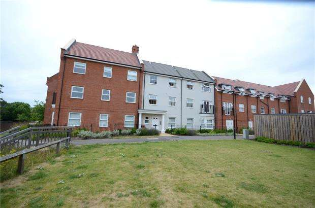 1 Bedroom Apartment Flat for sale in Wilmott House, Ashville Way, Wokingham