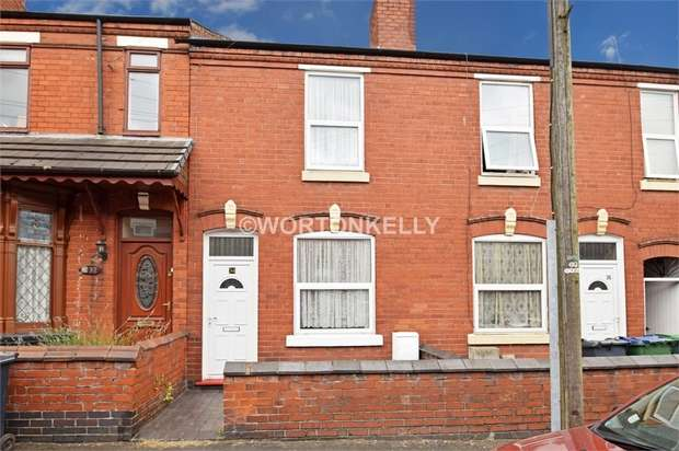 2 Bedrooms Terraced House for sale in Law Street, WEST BROMWICH, West Midlands