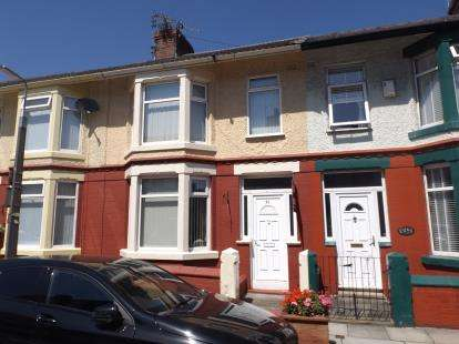 3 Bedrooms Terraced House for sale in Chatsworth Avenue, Orrell Park, Liverpool, Merseyside, L9