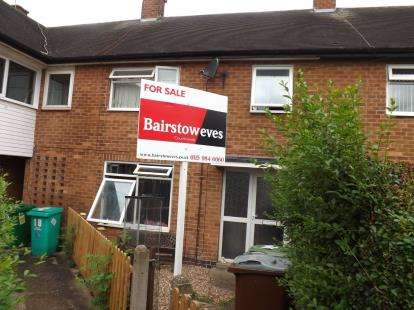 3 Bedrooms Terraced House for sale in Midhurst Way, Clifton, Nottingham